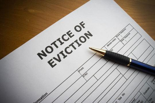 Evictions in Tennessee